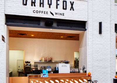 Grey Fox Coffee